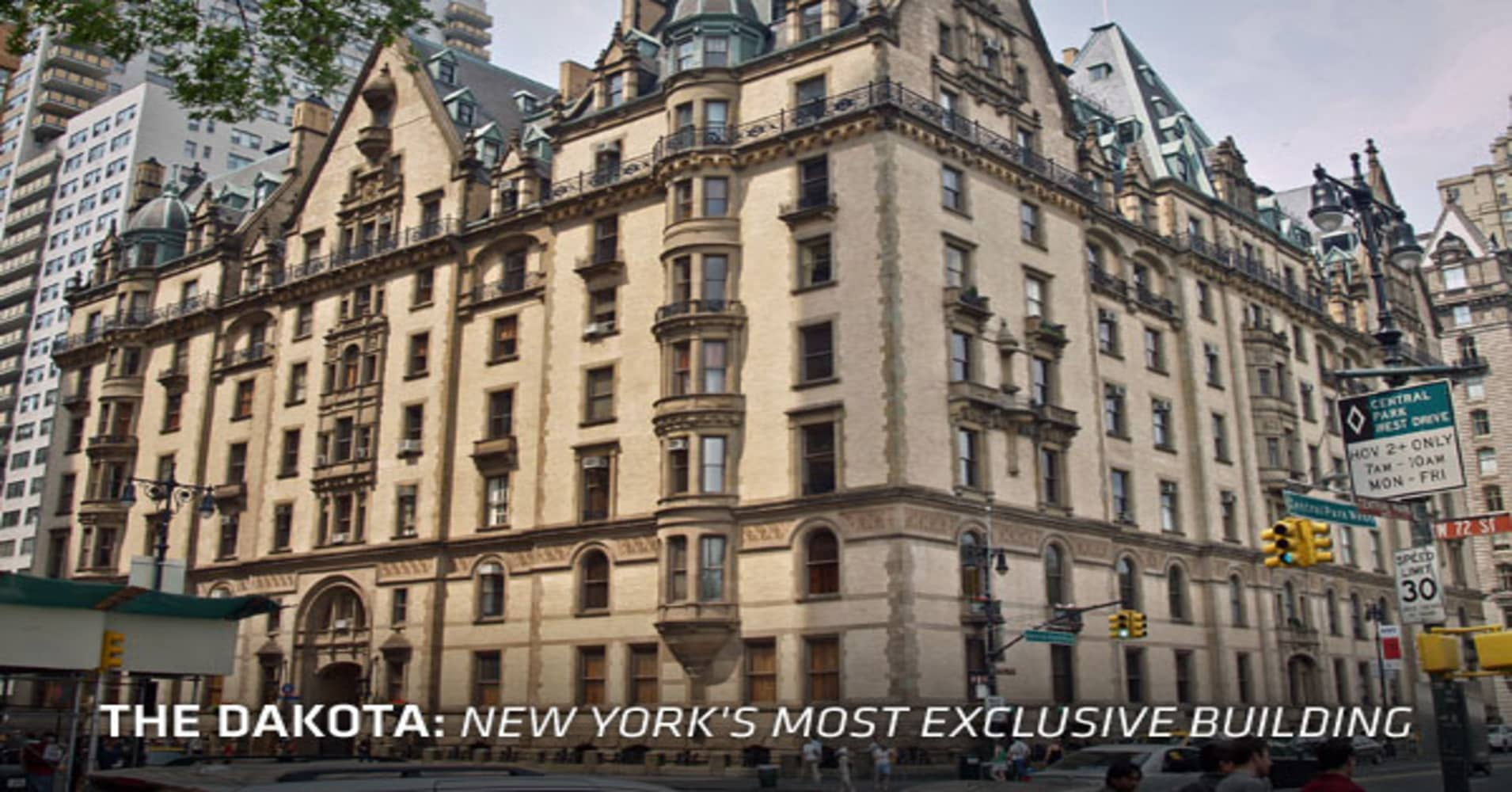The Dakota New York S Most Exclusive Building