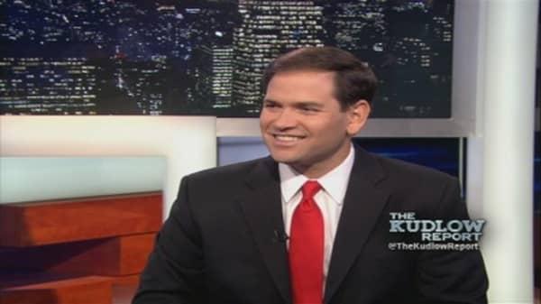 Senator Rubio: Immigration, Politics & US Economy