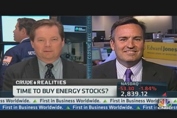 Time to Buy Energy Stocks?