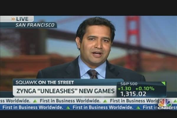 Zynga: Game On!