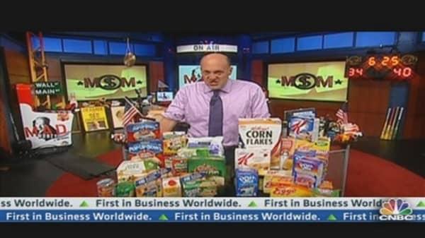 Cramer: Forget Kellogg & Buy Some ConAgra