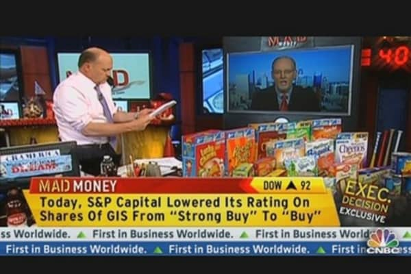General Mills CEO: Many Opportunities to Grow in US