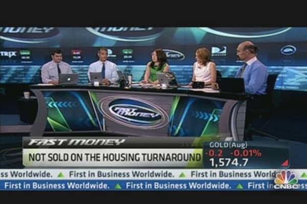 Are You Sold on the Housing Turnaround?