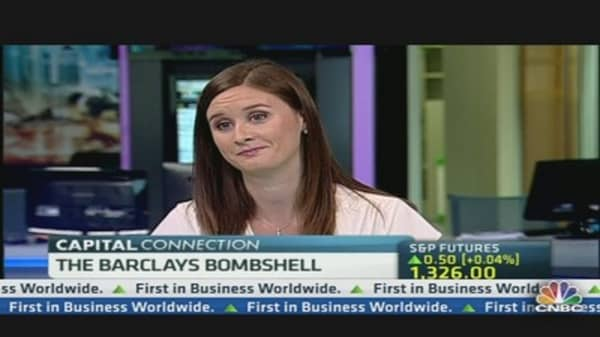 Barclays Pays 453 Million Dollar Fine to Settle Libor Probe