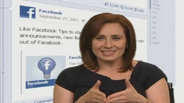 CNBC's Facebook Timeline: A Look Back