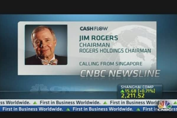 EU Debt Deal Only Making Problems Worse: Jim Rogers