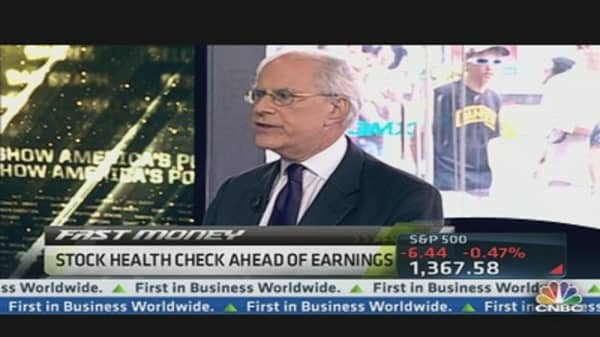 Chaikin: Earnings Strength to Come From Tech, Retail