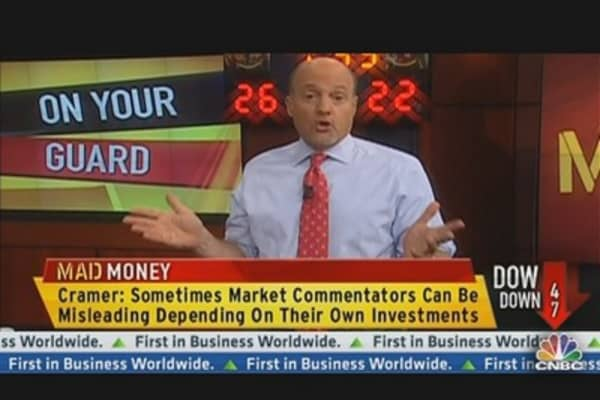 Cramer: Separate Fact From Fiction