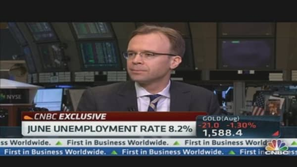 Goldman's Hatzius on Jobs Report