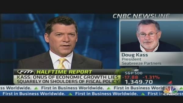 Doug Kass: Why I'm Bearish on Stocks