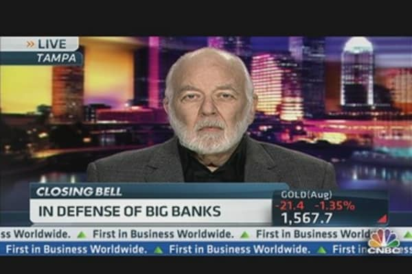 Bove: Big Banks Are Critical to US Economy