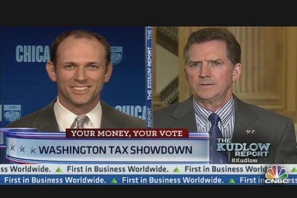 Washington Tax Showdown