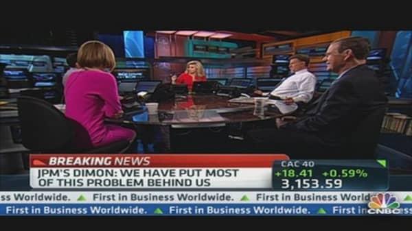 JPMorgan's $4.4 Billion 'London Whale' Loss