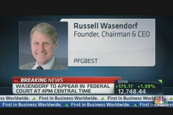 PFGBest's Wasendorf Arrested
