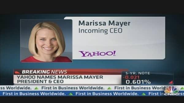 Herb Greenberg on Yahoo's New CEO