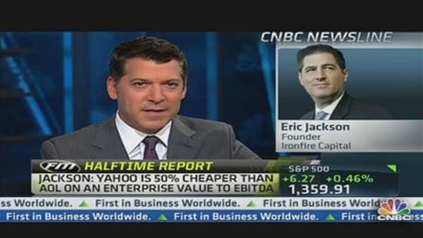 Is Yahoo a Buy Under Marissa Mayer?