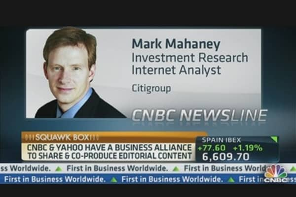 Yahoo's Bold CEO Choice