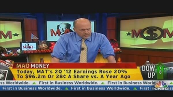 Cramer Is Turning Anger Into Action