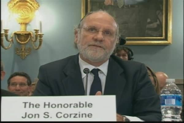 CIA-Style Analysis of Jon Corzine