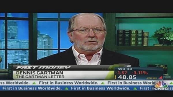Gartman's Natural Gas Plays