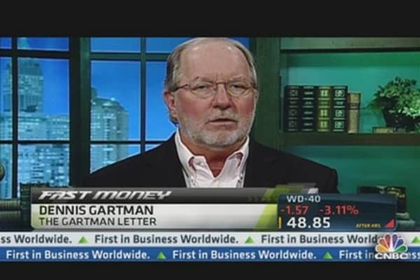 Gartman's Natural Gas Plays