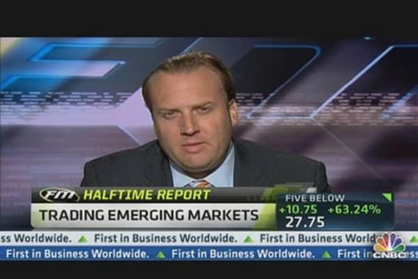 Emerging Markets Turnaround Trades