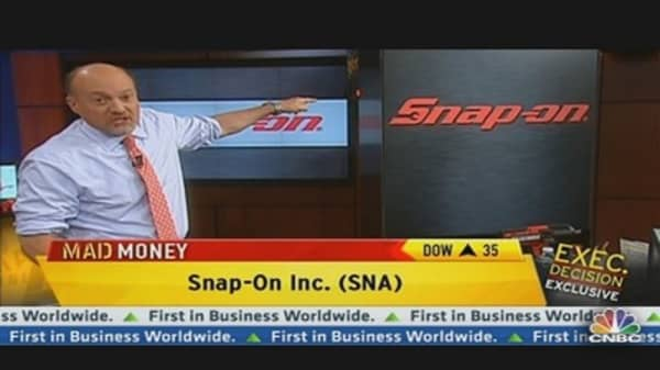 Snap-On CEO: Aerospace & Asia