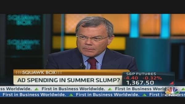 Ad Spending During a Summer Slump