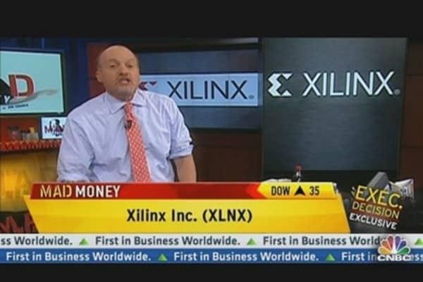 Xilinix CEO on Earnings, Wireless Tech & Growth