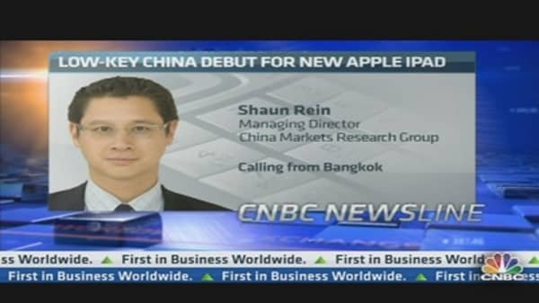 Apple Are Underperforming in China Market: Expert