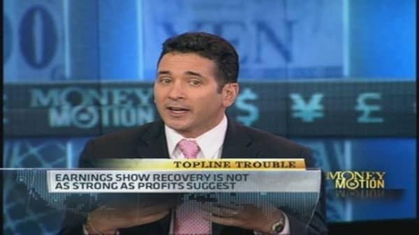 Topline Trouble: Where's the Revenue?