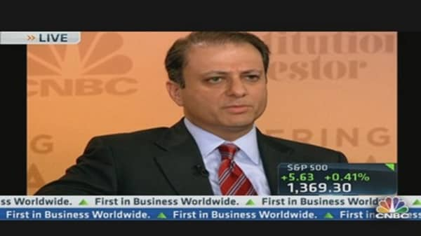 Cramer Interviews US Attorney Preet Bharara