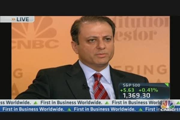 Cramer Interviews US Attorney Preet Bharara