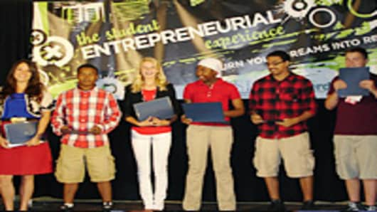 Student Entrepreneurial Experience