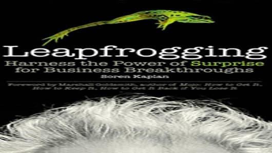 Leapfrogging, By Soren Kaplan