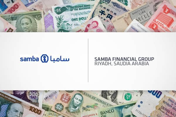 Safest Bank: Samba Financial Group (No. 41) Samba is the only Saudi banking group to make Global Finance's list of Top 50 safest banks. It is listed on the Saudi Stock Exchange and is one of the largest listed financial services companies in the kingdom. In addition to operations in Saudi Arabia, the bank has maintained a branch in the U.K. and has recently established a presence in United Arab Emirates, Pakistan and Qatar. At the end of 2011, Samba had assets of $51.3 billion and reported net i