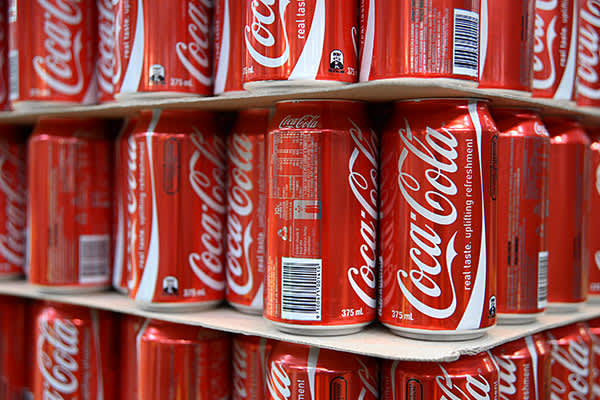 "The formula for Coca-Cola is one of the go-to examples of a trade secret. According to a representative from the company, the original formula is written on a piece of paper stored in a bank vault. Only ""a small handful"" of people know the formula at any time. In 2011, the radio program ""This American Life"" devoted an episode to unraveling the secret, focusing on (among other leads) a pharmacist's formula for a cola beverage, although Coca-Cola  that the secret was revealed. The original formula"