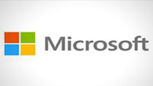 Microsoft unveils its new logo.