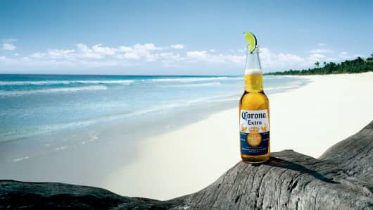 Corona Looks To Keep The Beach Party Going