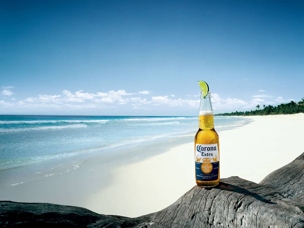Corona looks to keep the beach party going aloadofball Choice Image