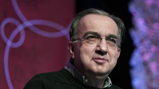 Sergio Marchionne, Chairman and CEO , Chrysler Group LLC.