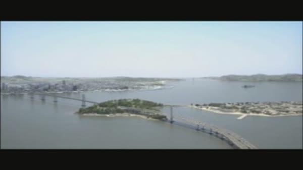 Chinese Steel & the SF Bay Bridge