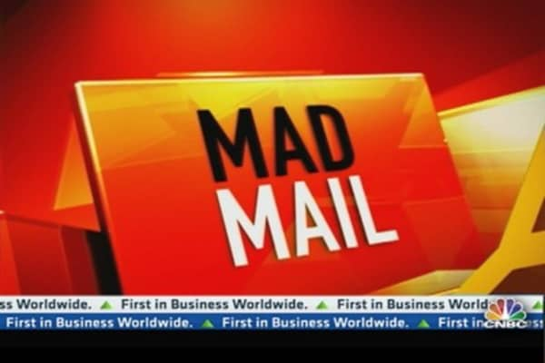 Mad Money Mail
