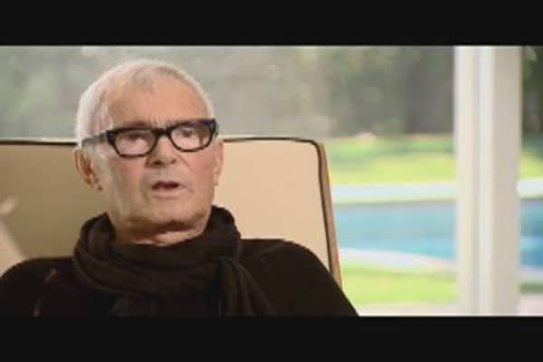 CNBC Meets: Vidal Sassoon