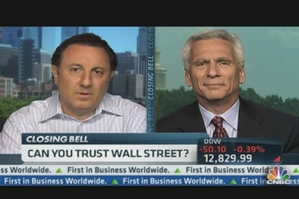 Can You Trust Wall Street?