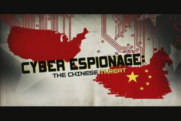 Cyber Espionage: The Chinese Threat