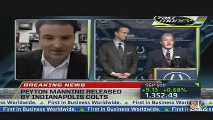 Peyton Manning to be Released by Colts fc8663b39a