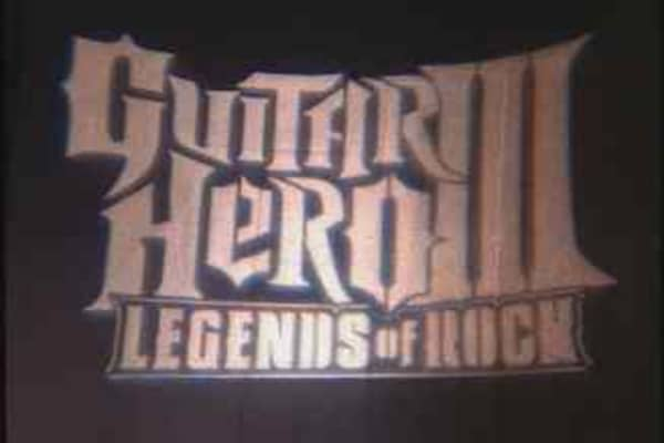 Guitar Hero 3 Debut