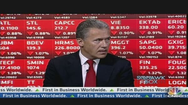 Spain Is the Mother of All Crises: CEO