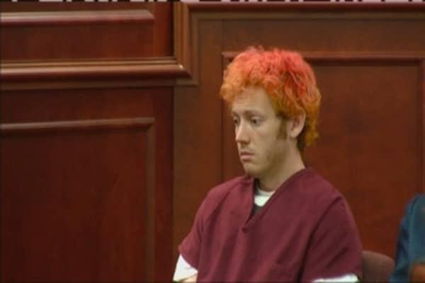 Colorado Shooting Suspect in Court